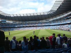 An image of Etihad Stadium uploaded by roverchris