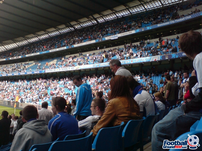 A photo of Etihad Stadium uploaded by roverchris