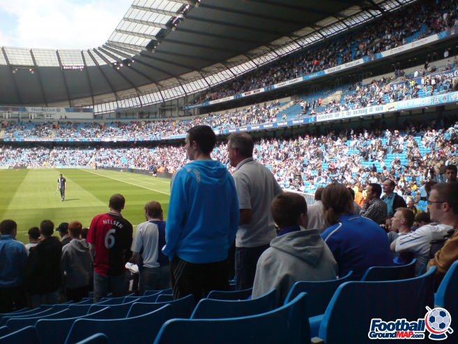 A photo of Etihad Stadium uploaded by roverchris
