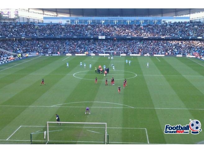 A photo of Etihad Stadium uploaded by peter-tucker