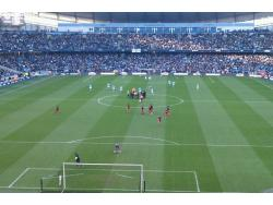 An image of Etihad Stadium uploaded by peter-tucker