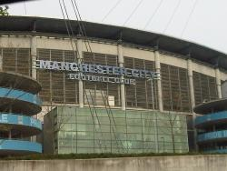 An image of Etihad Stadium uploaded by facebook-user-76956