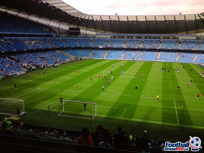 A photo of Etihad Stadium uploaded by metcalfe56
