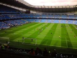 An image of Etihad Stadium uploaded by metcalfe56