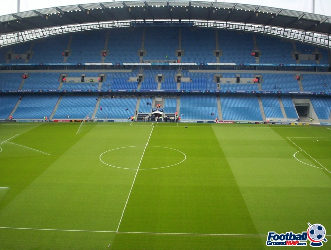 A photo of Etihad Stadium uploaded by facebook-user-83896