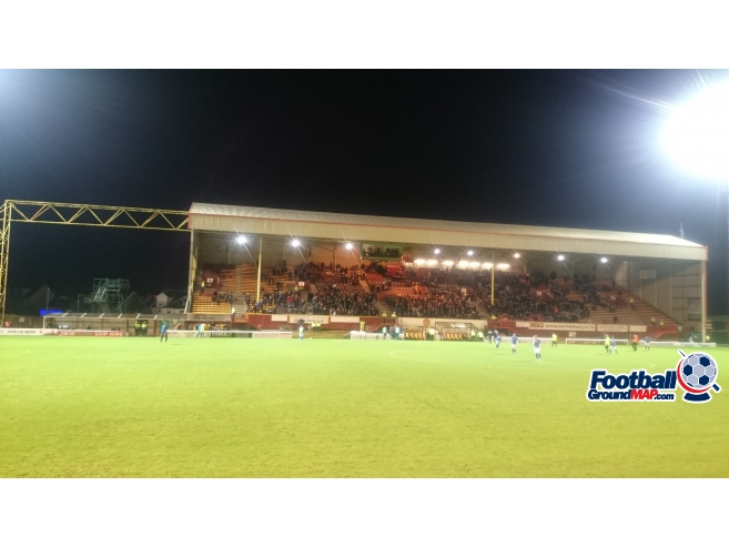 A photo of Fir Park uploaded by biscuitman88