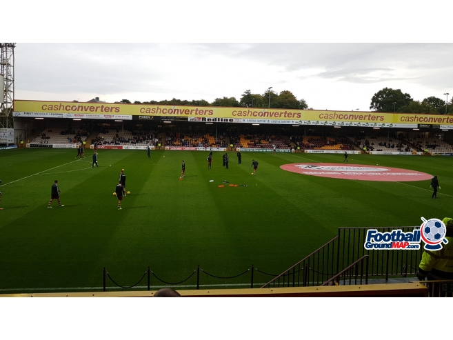 A photo of Fir Park uploaded by saintlypatch