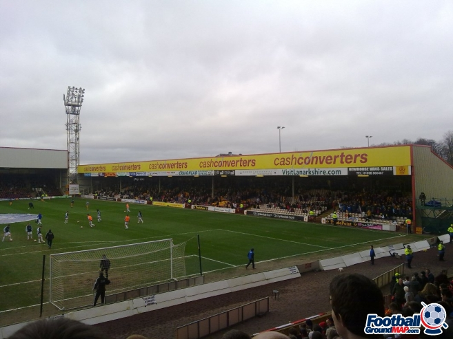 A photo of Fir Park uploaded by pete125