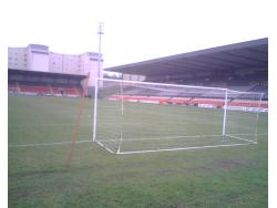An image of Firhill uploaded by dannyptfc