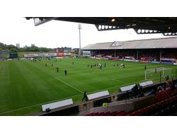 An image of Firhill uploaded by chris-pfc