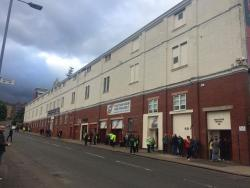 An image of Firhill uploaded by neal