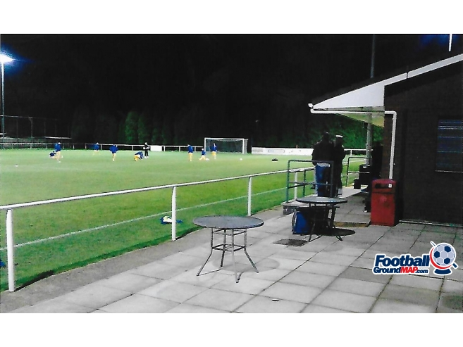 A photo of Fitzwilliam Stadium uploaded by rampage