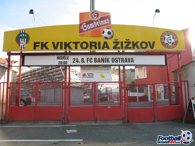 A photo of FK Viktoria Stadion uploaded by facebook-user-87201