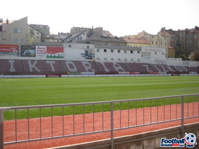 A photo of FK Viktoria Stadion uploaded by marcjbrine
