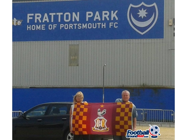 Fratton Park Home To Portsmouth