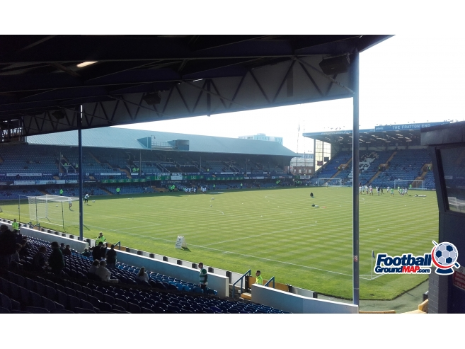 A photo of Fratton Park uploaded by ollie-marsh