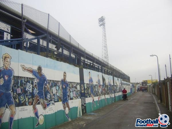 A photo of Fratton Park uploaded by facebook-user-55935
