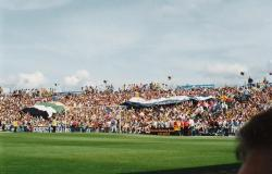 An image of Fratton Park uploaded by facebook-user-98487