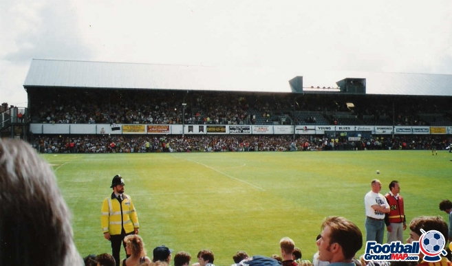 A photo of Fratton Park uploaded by facebook-user-98487