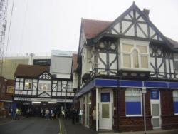 An image of Fratton Park uploaded by facebook-user-55935