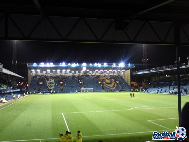 A photo of Fratton Park uploaded by machacro
