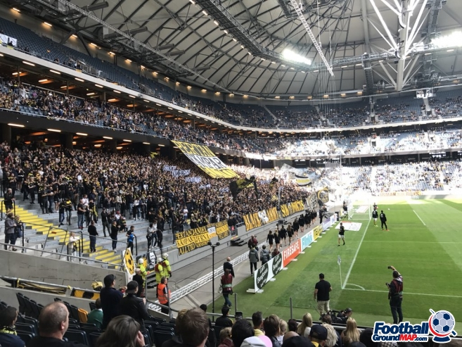 A photo of Friends Arena uploaded by vileviking