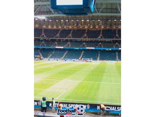 A photo of Friends Arena uploaded by giorgiopin