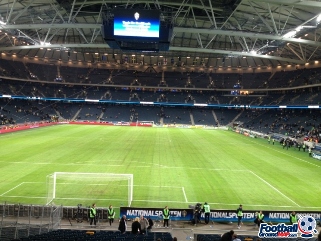 A photo of Friends Arena uploaded by garycraggs
