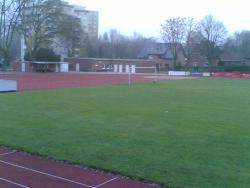 Fritz-Collet-Anlage - Stadion Neue Heid - Rasen