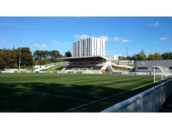 An image of Gallagher Stadium uploaded by biscuitman88