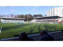 An image of Gallagher Stadium uploaded by smiffeeyido93