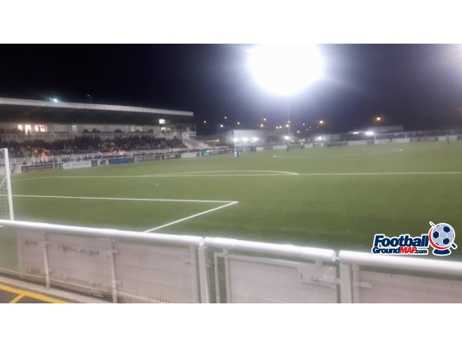 A photo of Gallagher Stadium uploaded by smiffeeyido93