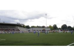 An image of Gallagher Stadium uploaded by millwallsteve