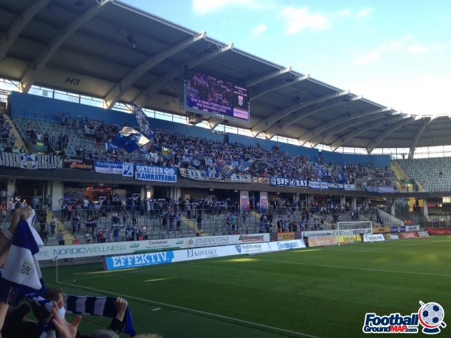 A photo of Gamla Ullevi uploaded by tom-offord