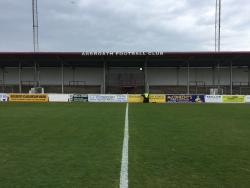 An image of Gayfield Park uploaded by 36niltv