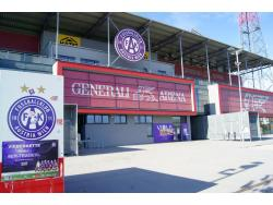 An image of Generali Arena uploaded by zotov