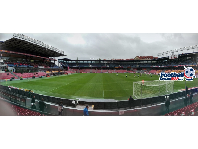 A photo of Generali Arena uploaded by 19ws92