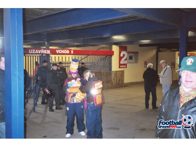 A photo of Generali Arena uploaded by oldboy