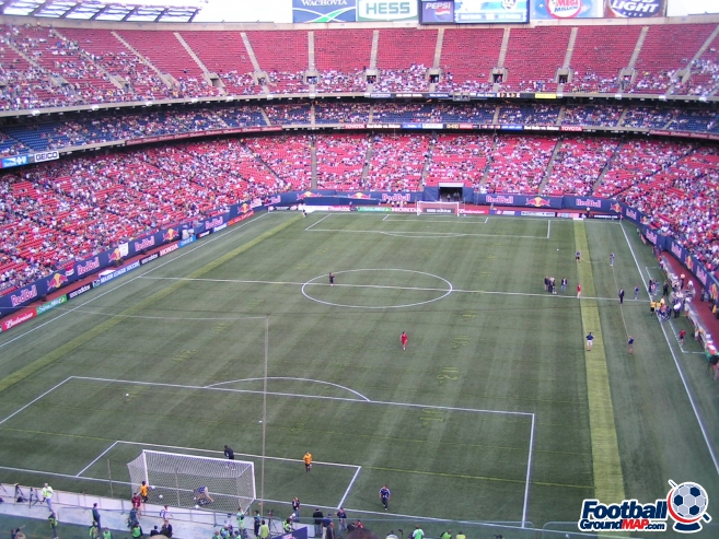 A photo of Giants Stadium uploaded by facebook-user-88446