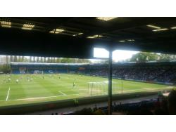 An image of Gigg Lane uploaded by biscuitman88