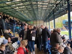 An image of Gigg Lane uploaded by oldboy