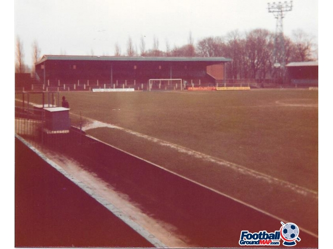 A photo of Gigg Lane uploaded by rampage