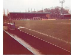 An image of Gigg Lane uploaded by rampage