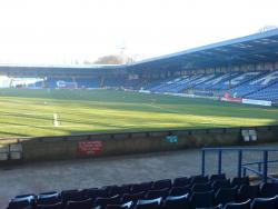 An image of Gigg Lane uploaded by danny-burn