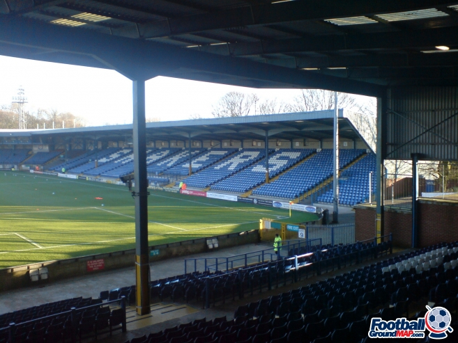 A photo of Gigg Lane uploaded by danny-burn