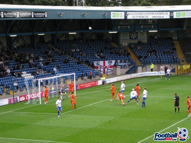 A photo of Gigg Lane uploaded by phespirit