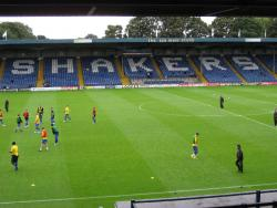 An image of Gigg Lane uploaded by phespirit