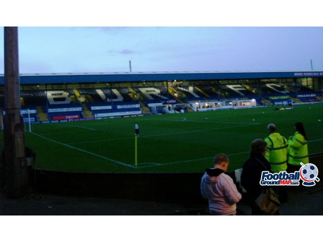 A photo of Gigg Lane uploaded by saintshrew