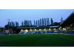 An image of Gigg Lane uploaded by saintshrew