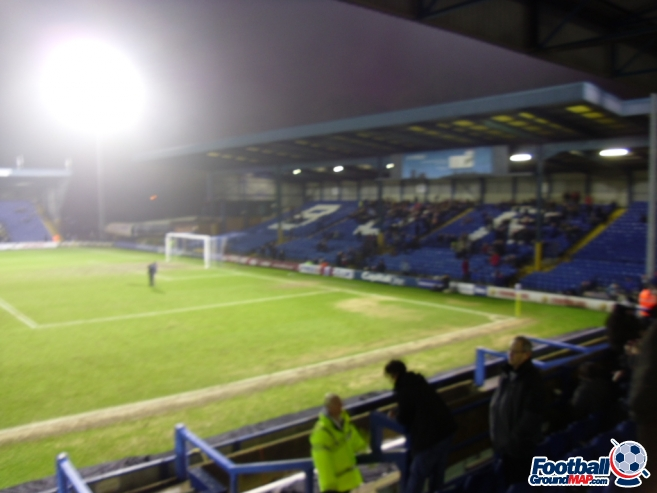 A photo of Gigg Lane uploaded by smithybridge-blue